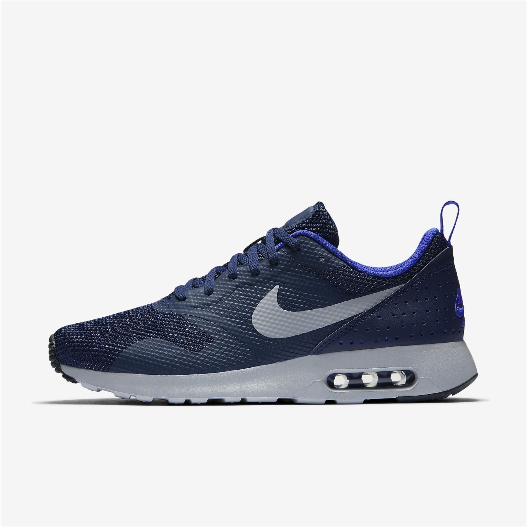best sneakers adefa f8e95 Details about NIKE AIR MAX TAVAS BLUE/GREY 705149 408 MEN'S UK 6-11