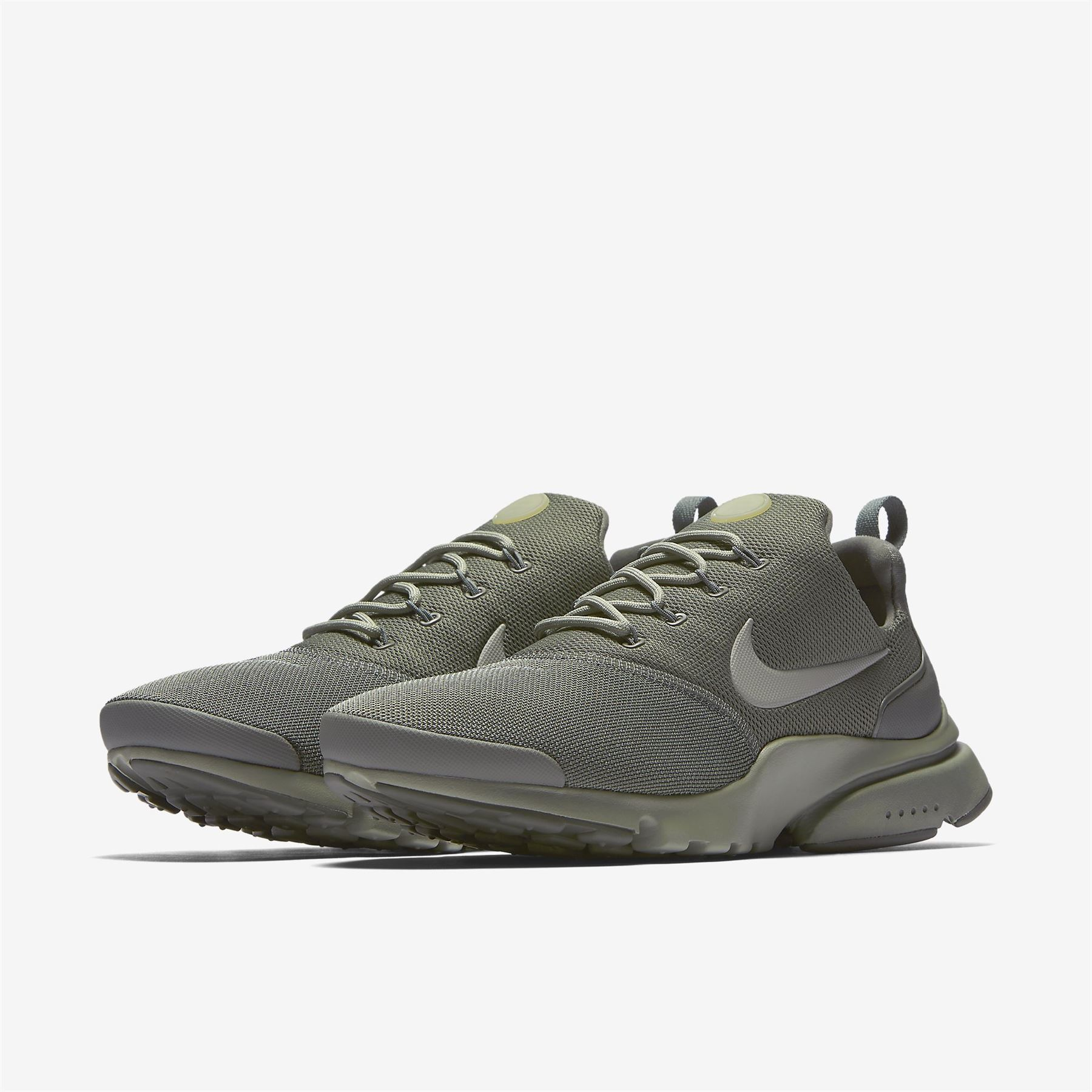 19a33ec2cab8 Details about NIKE PRESTO FLY 908019 009 GREY MEN S UK 6-11
