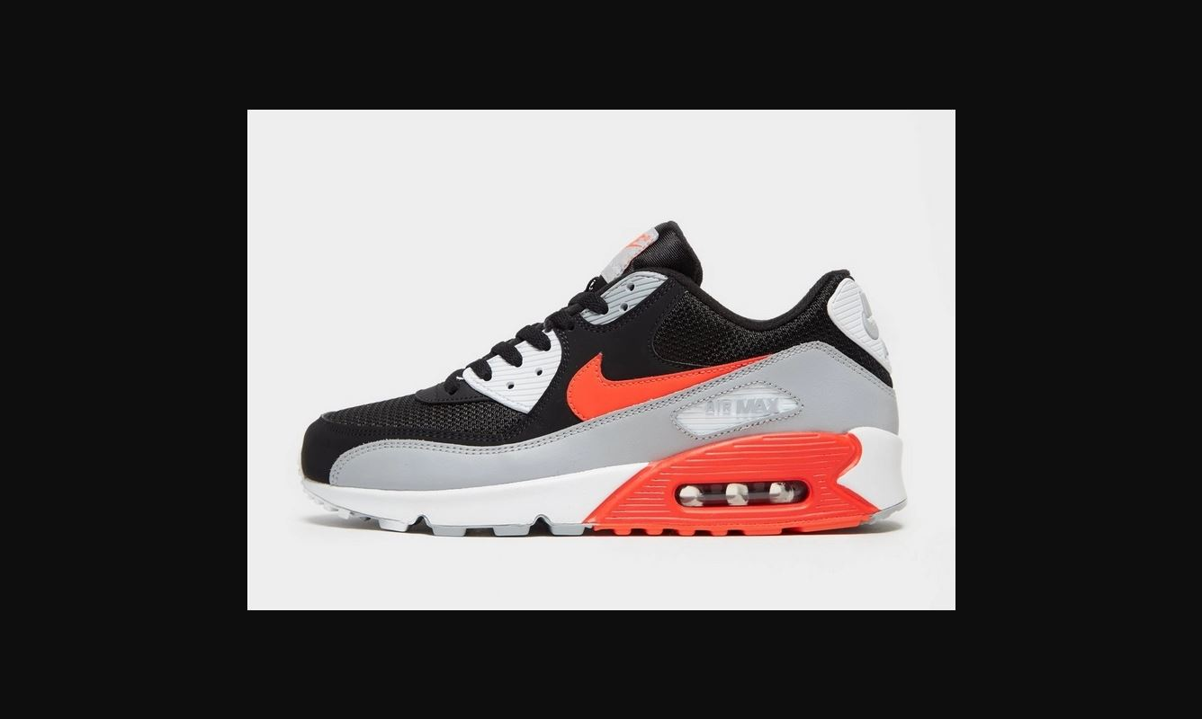 huge discount 2f0eb df445 Nike Air Max 90 Essential AJ1285 012 Wolf Grey Mens UK 6-11
