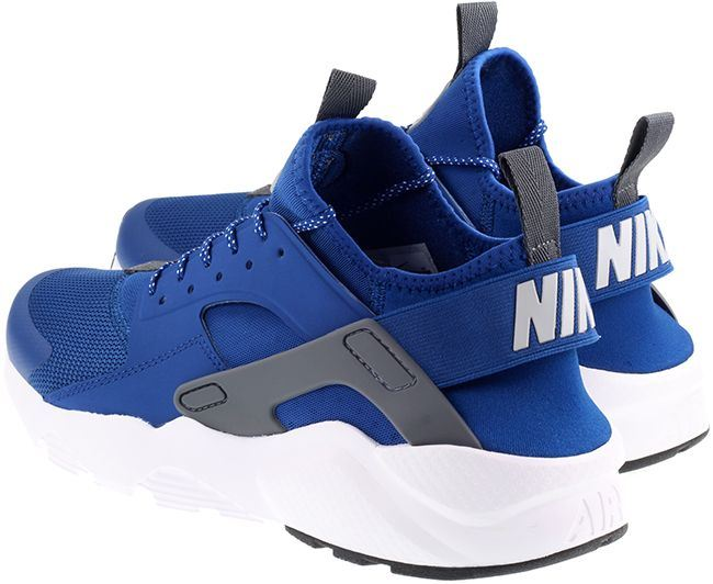 3ddf2cc9b4b1 Nike Air Huarache Run Ultra Gym Blue Wolf Grey Mens UK 6-11
