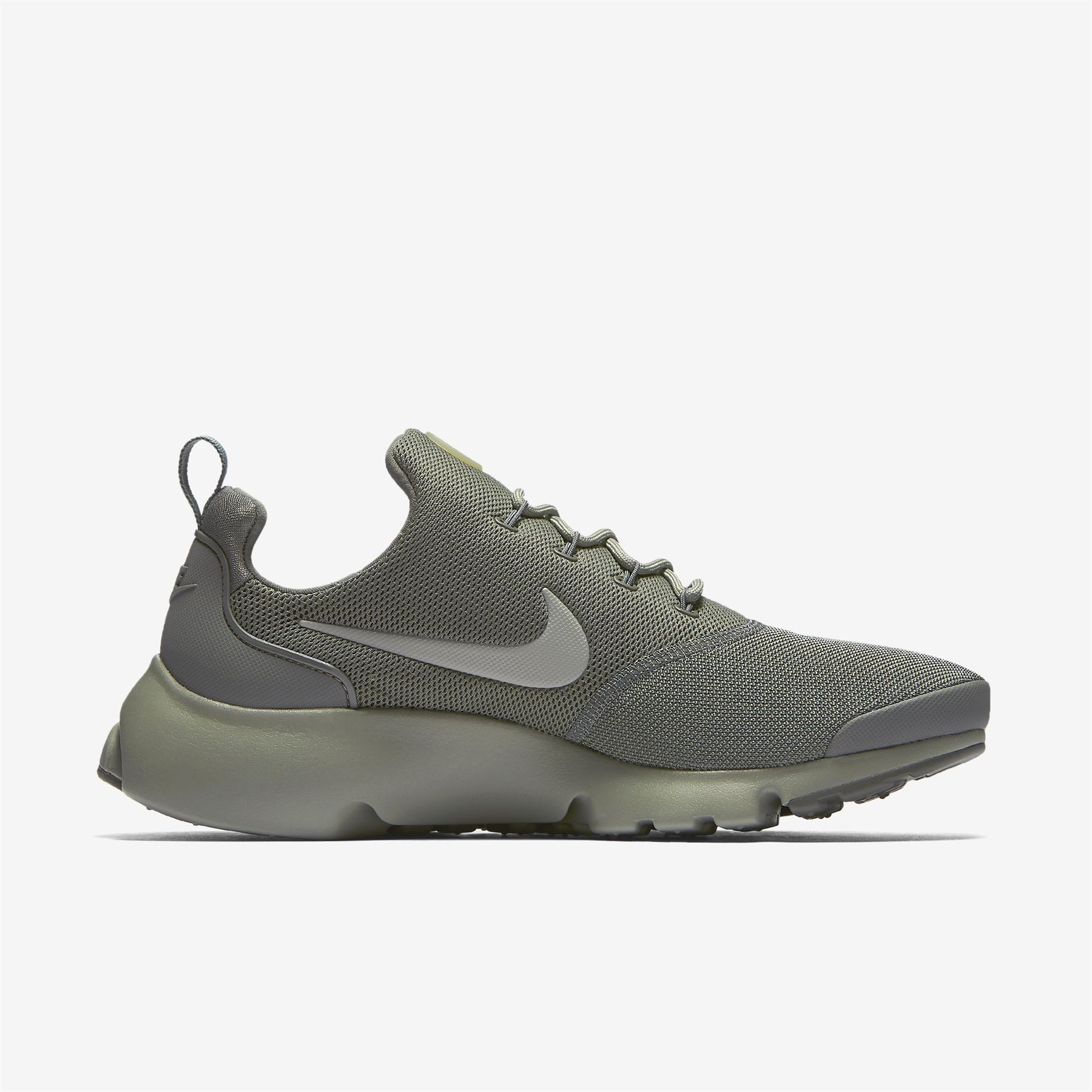 NIKE PRESTO FLY 908019 009 GREY MEN'S UK 6-11