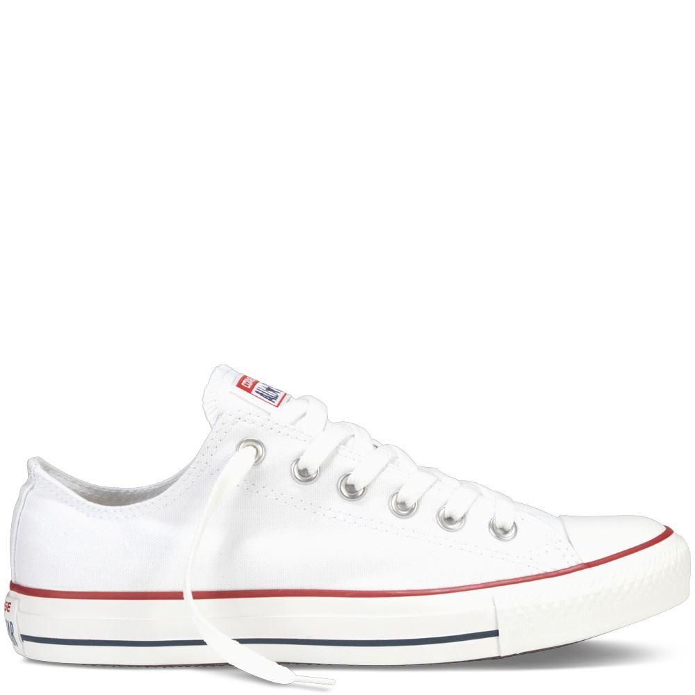 CONVERSE ALL STAR OX OPTICAL BIANCO UNISEX M7652C UK 3 11