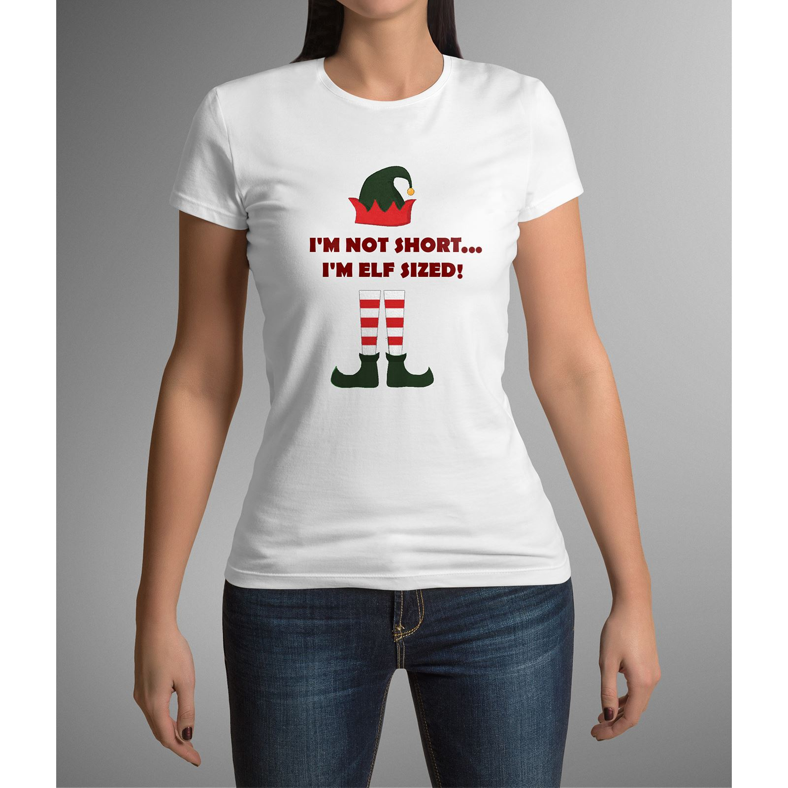 a402fc62 Christmas Tee Shirts For Ladies