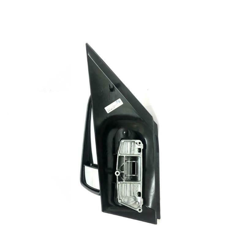 For Mercedes Sprinter Van 2006-/> Manual Short Arm Wing Mirror Black Right OS