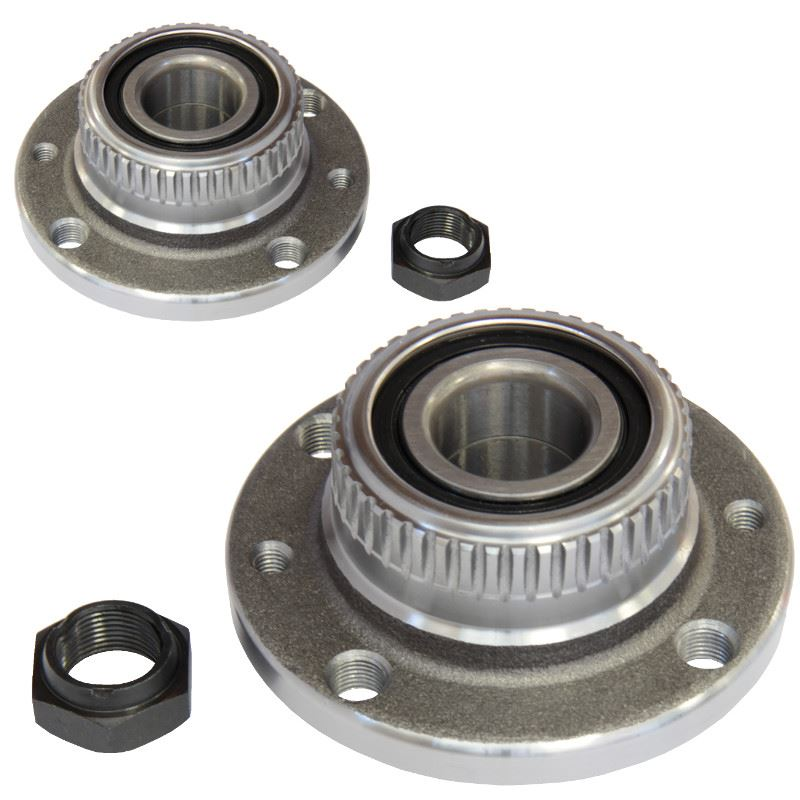 1995 to 2007 with ABS Front Wheel Bearing Kit Pair for HONDA CR-V MK 1 /& 2
