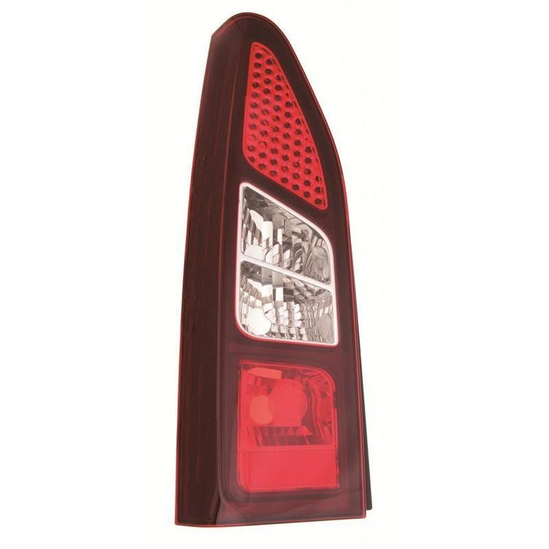 Peugeot Partner Mk2 Rear Tailgate 2003-2005 Rear Tail Light Passenger Side N//S