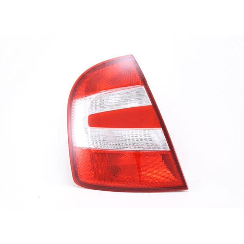 Skoda Fabia Mk1 2005-2007 Hatchback Rear Light Tail Light Passenger Side N//S