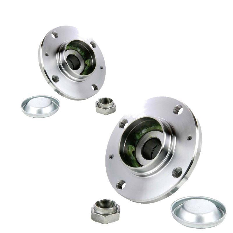 Citroen C3 Pluriel 2003-2010 Rear Wheel ABS Hub Bearing