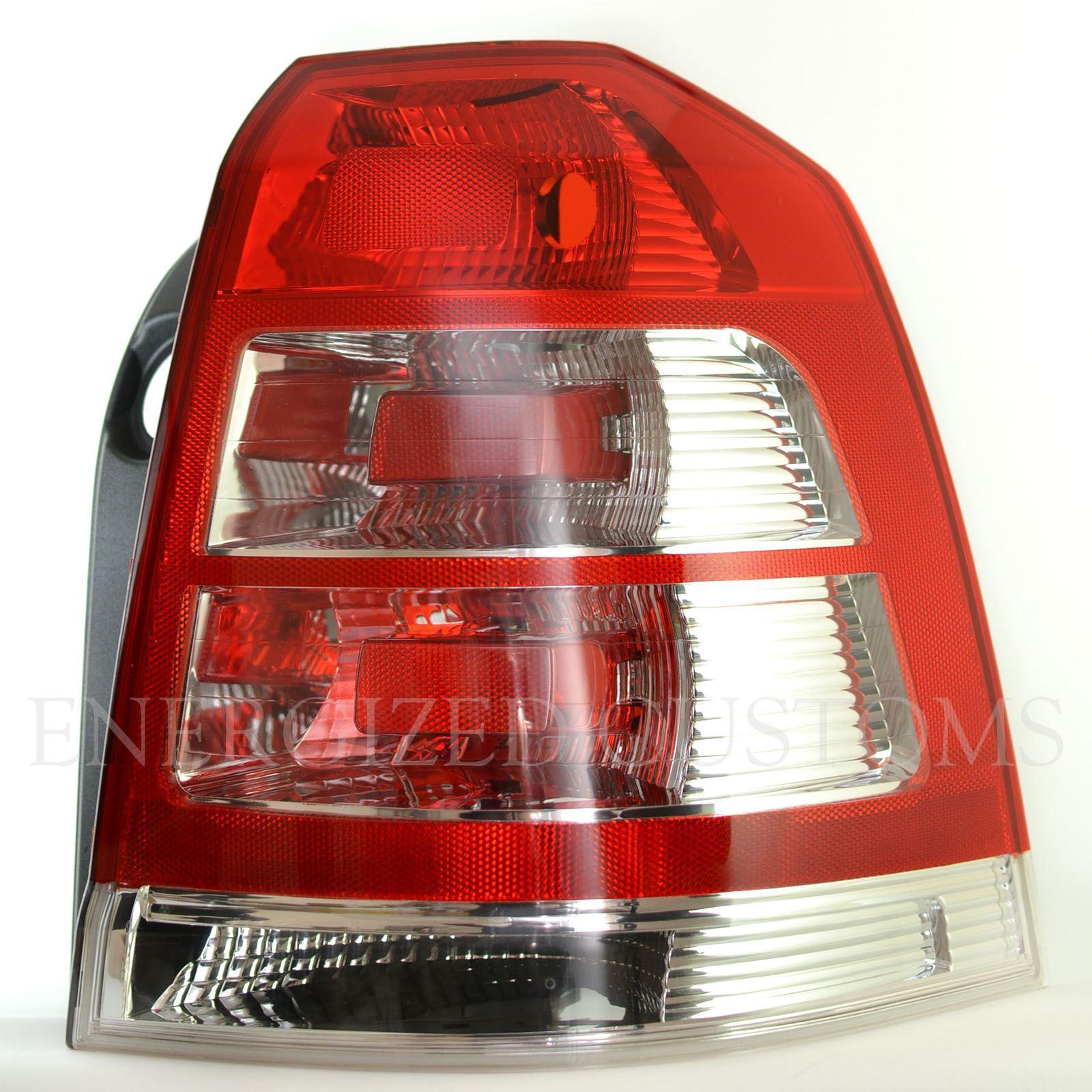 Vauxhall Vivaro Mk2 Van 10//2006-2014 Rear Light Lamp 3 Notches Drivers Side O//S