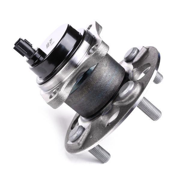 Toyota Yaris 2005-2015 Rear Hub Wheel Bearing Kit Inc ABS Sensor