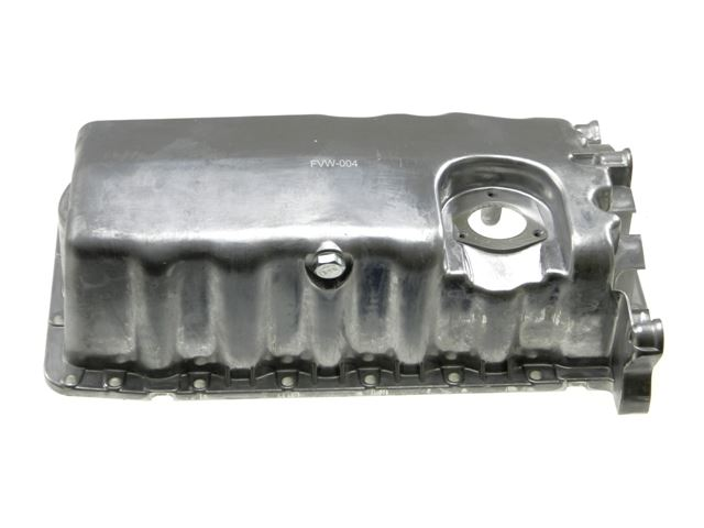 2 Aluminium Engine Oil Sump Pan VW Transporter 2003-2015 1.9 TDI