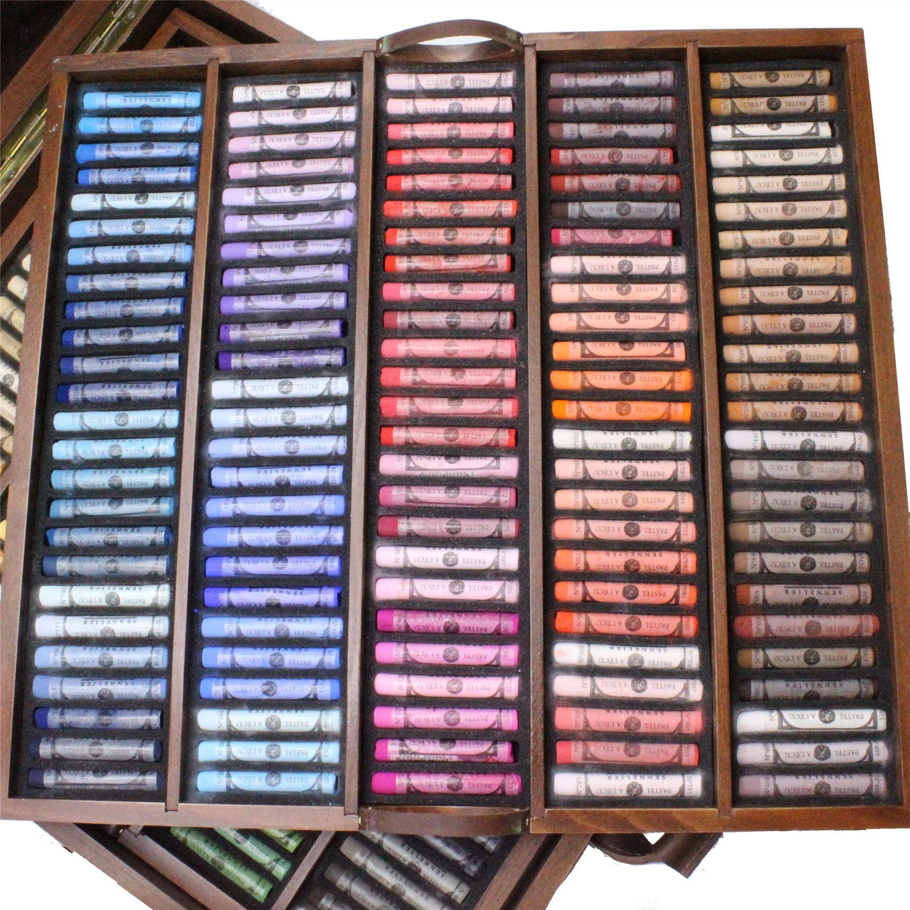 Sennelier-Artists-Extra-Soft-Pastels-Assorted-quantity-colour-pastel-6-120-250 thumbnail 31