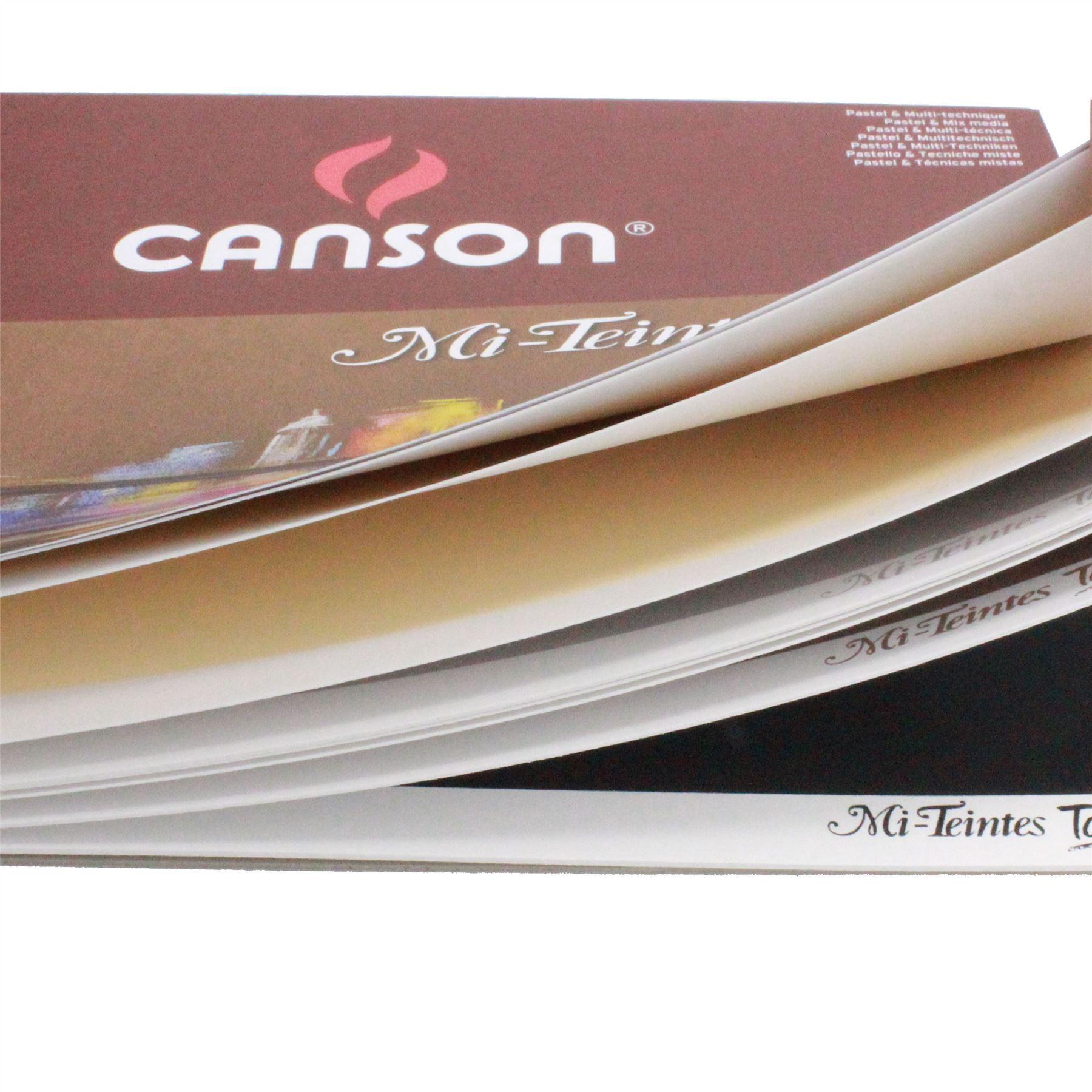 sand-paper-texture-pastel-paper-canson-Mi-Teintes-touch-soft-pastel-pad thumbnail 5