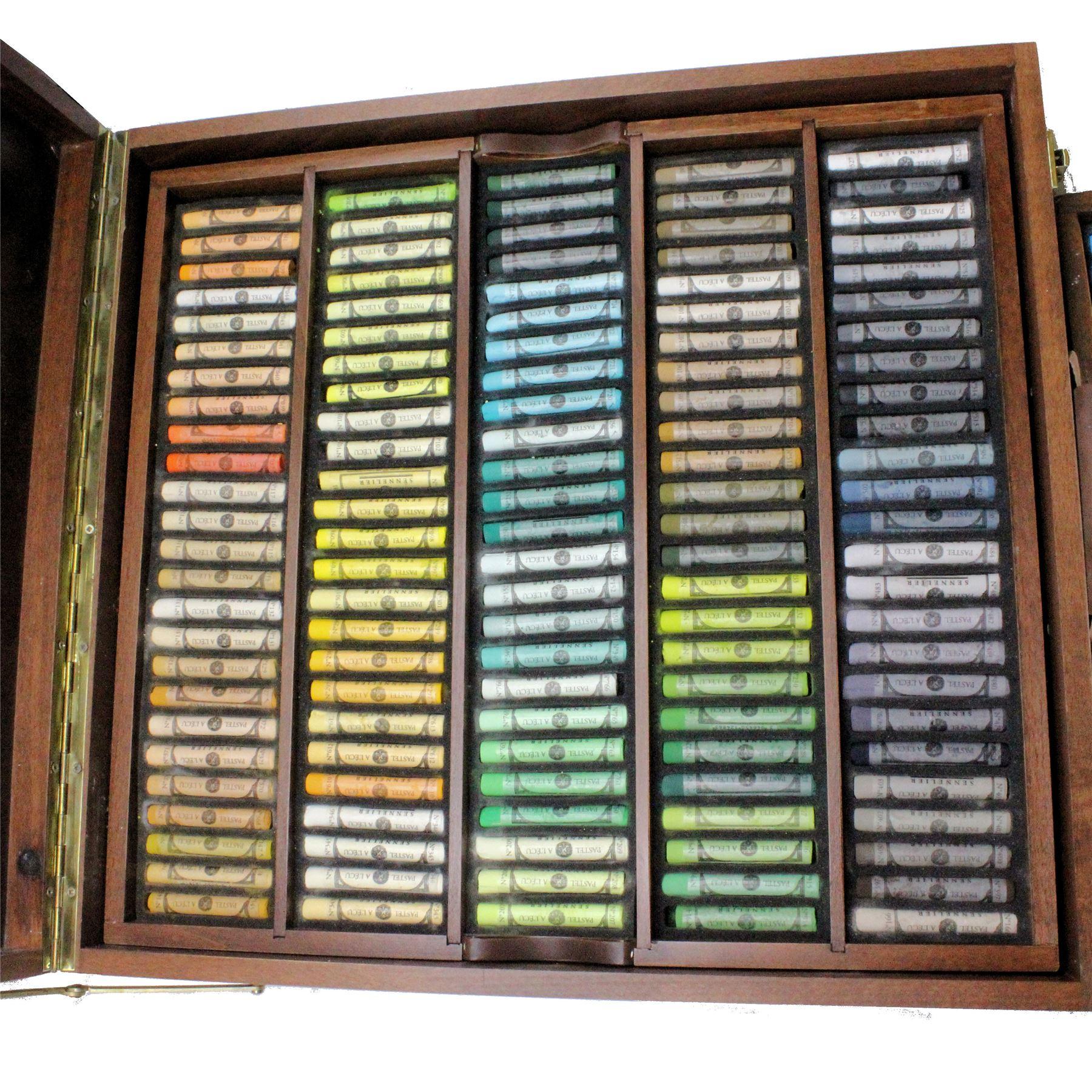 Sennelier-Artists-Extra-Soft-Pastels-Assorted-quantity-colour-pastel-6-120-250 thumbnail 29
