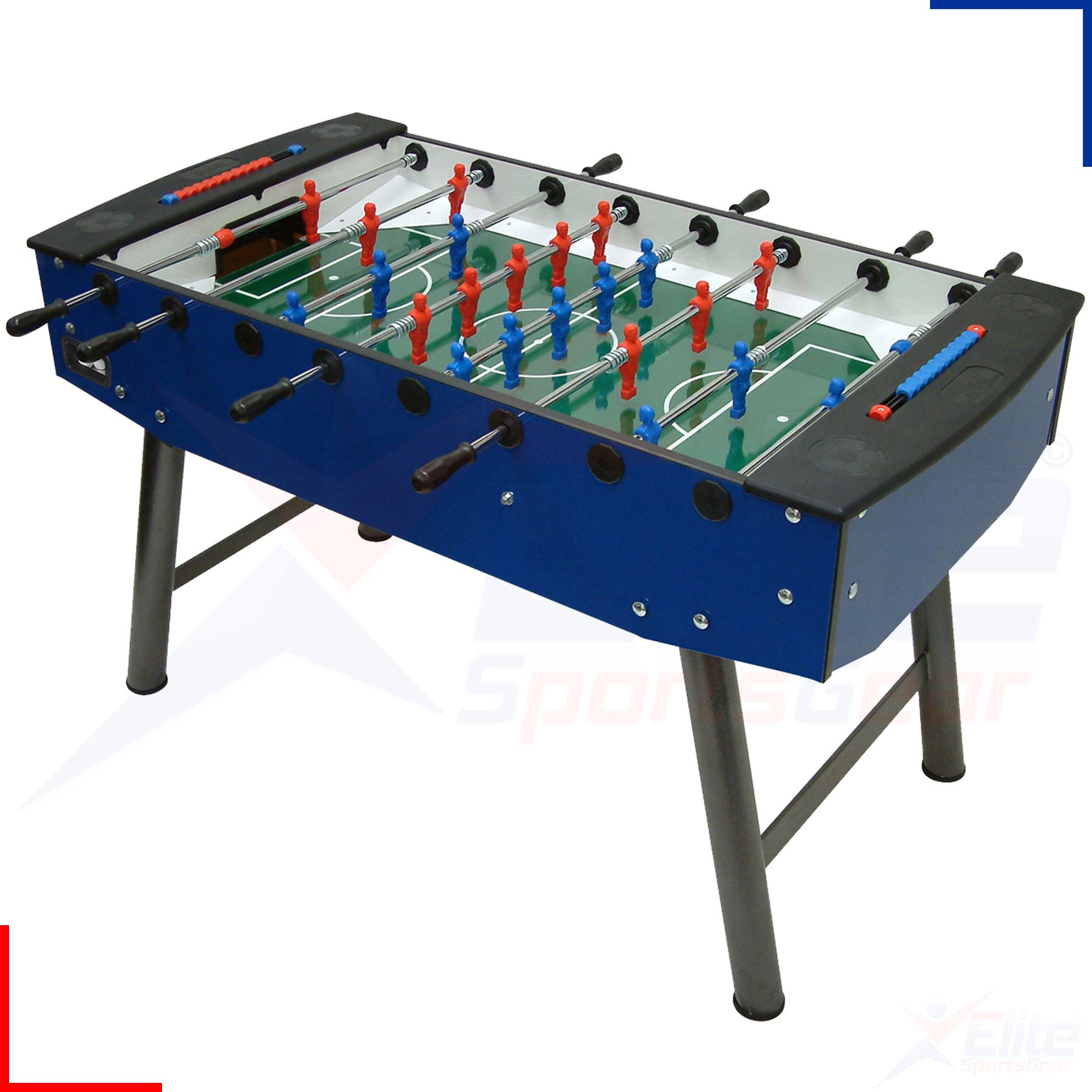 Fun Full Size Italian Professional Foosball Soccer Table Football - Italian foosball table
