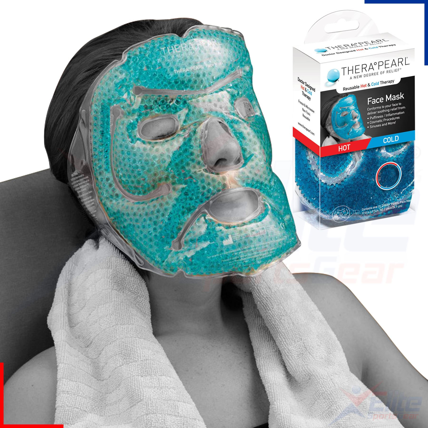 cold face mask