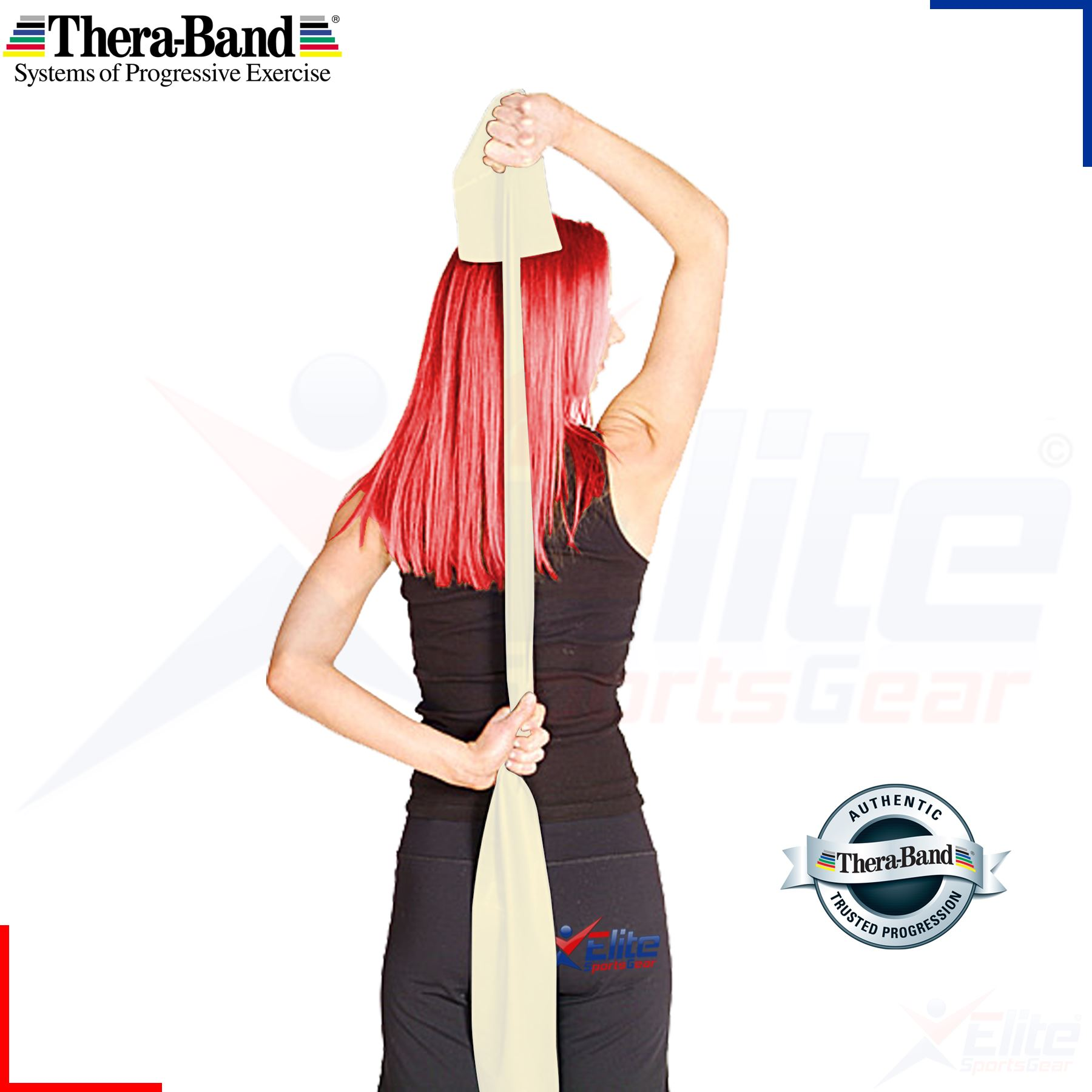 Theraband Resistance Bands Thera-Band NHS Yoga Exercise