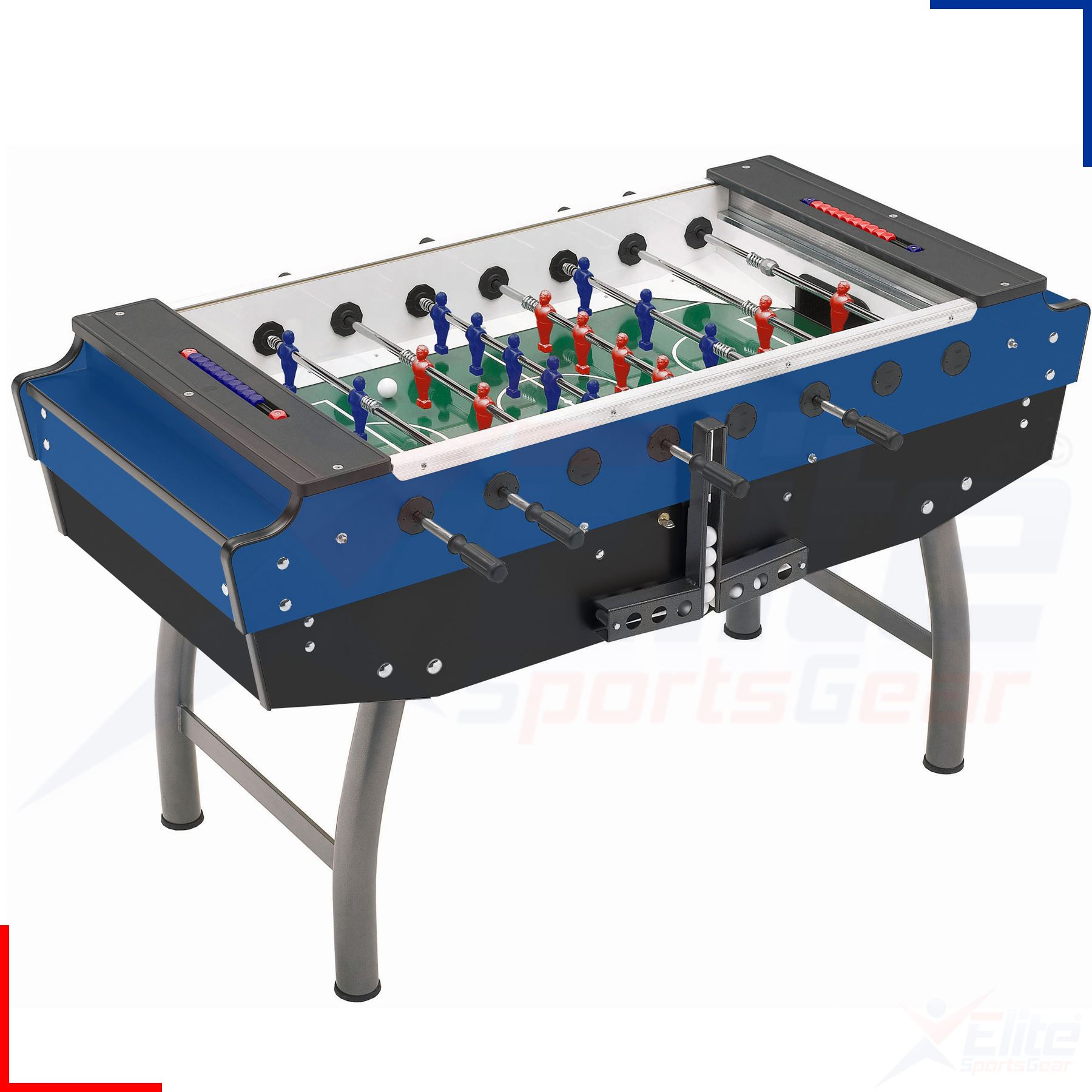 Striker Professional Italian Foosball Soccer Table Football Game EBay - Italian foosball table