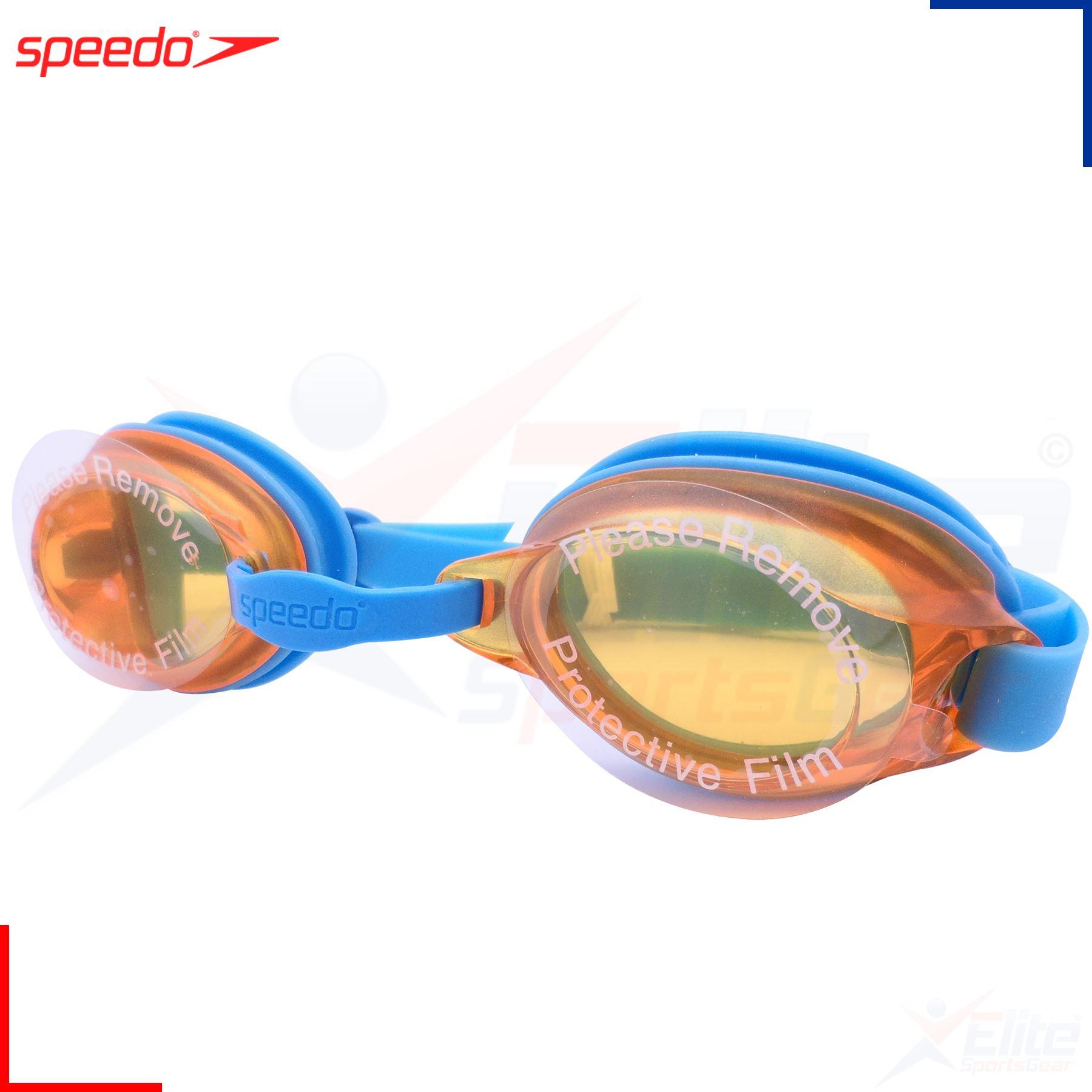b371237ac01 Speedo Jet Junior Swimming Goggles - Boys Girls Childrens UV Anti-Fog Dive  Swim