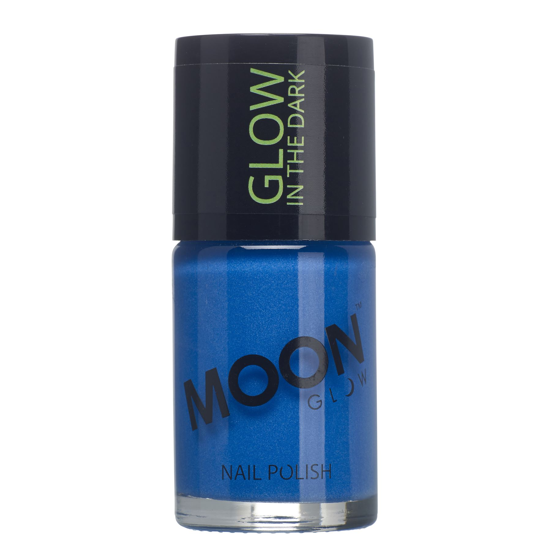 Moon Glow Glow in the Dark Nail Varnish Polish - Choose your colour ...