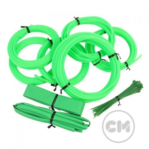 Cable-Modders-U-HD-High-Density-Braid-Sleeving-Kits-10-Different-colours thumbnail 9
