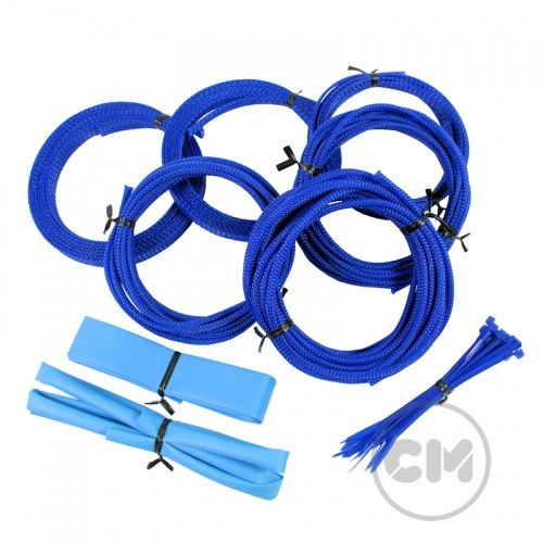 Cable-Modders-U-HD-High-Density-Braid-Sleeving-Kits-10-Different-colours thumbnail 8