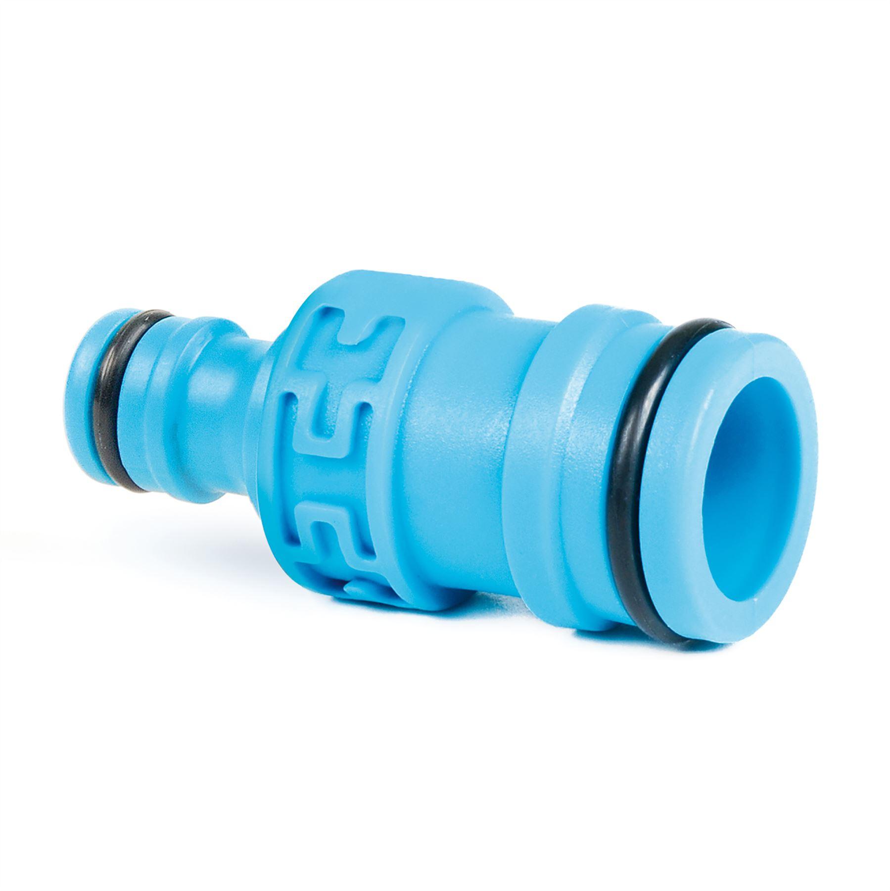 Hozelock Kompatibel 2-Way Verbindung 2.5cm > 1.9cm Reduktion ...