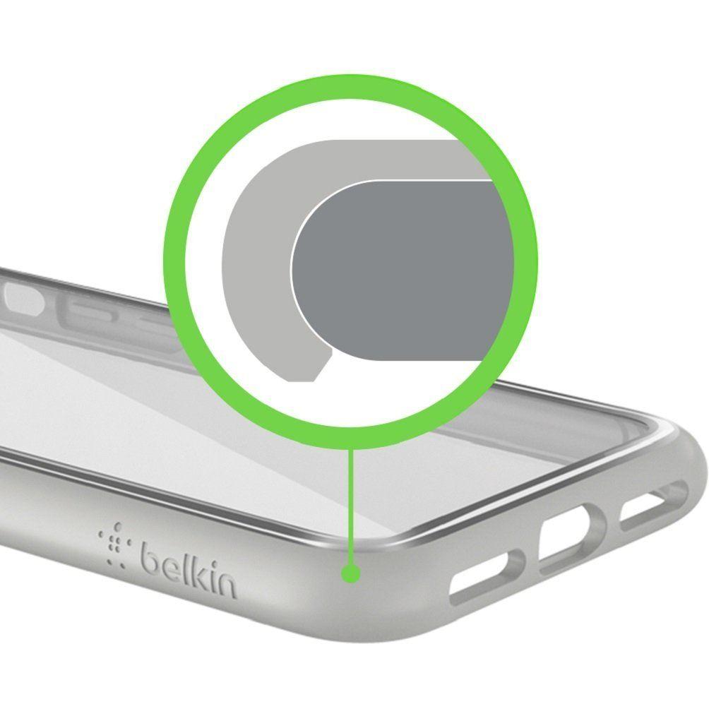 Indexbild 27 - Belkin sheerforce Elite Drop schützende resistente transparente Schutzhülle für iPhone x