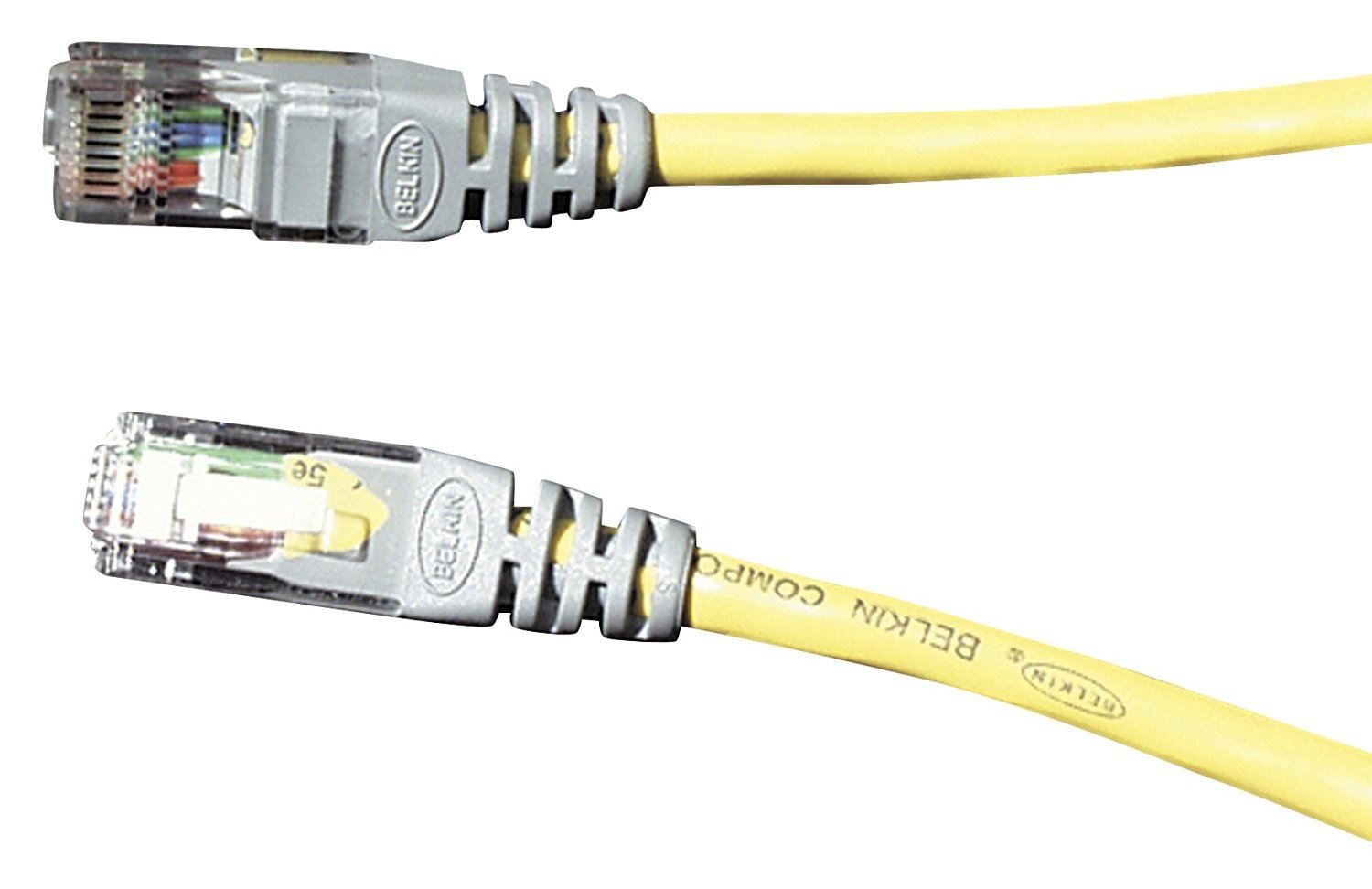 Cables To Go 1m Cat6 Snagless Crossover Utp Patch Cable Grey