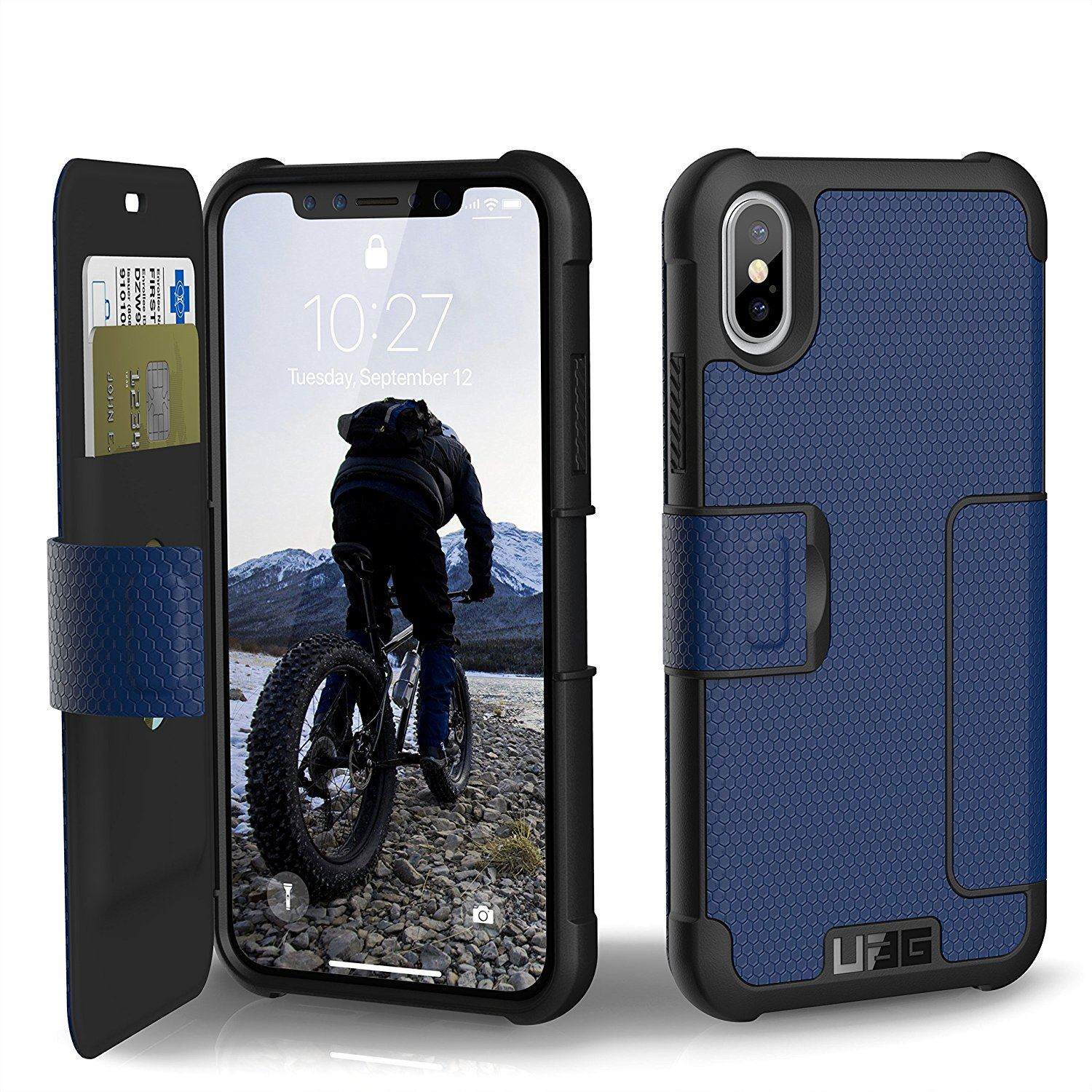 custodia militare iphone x