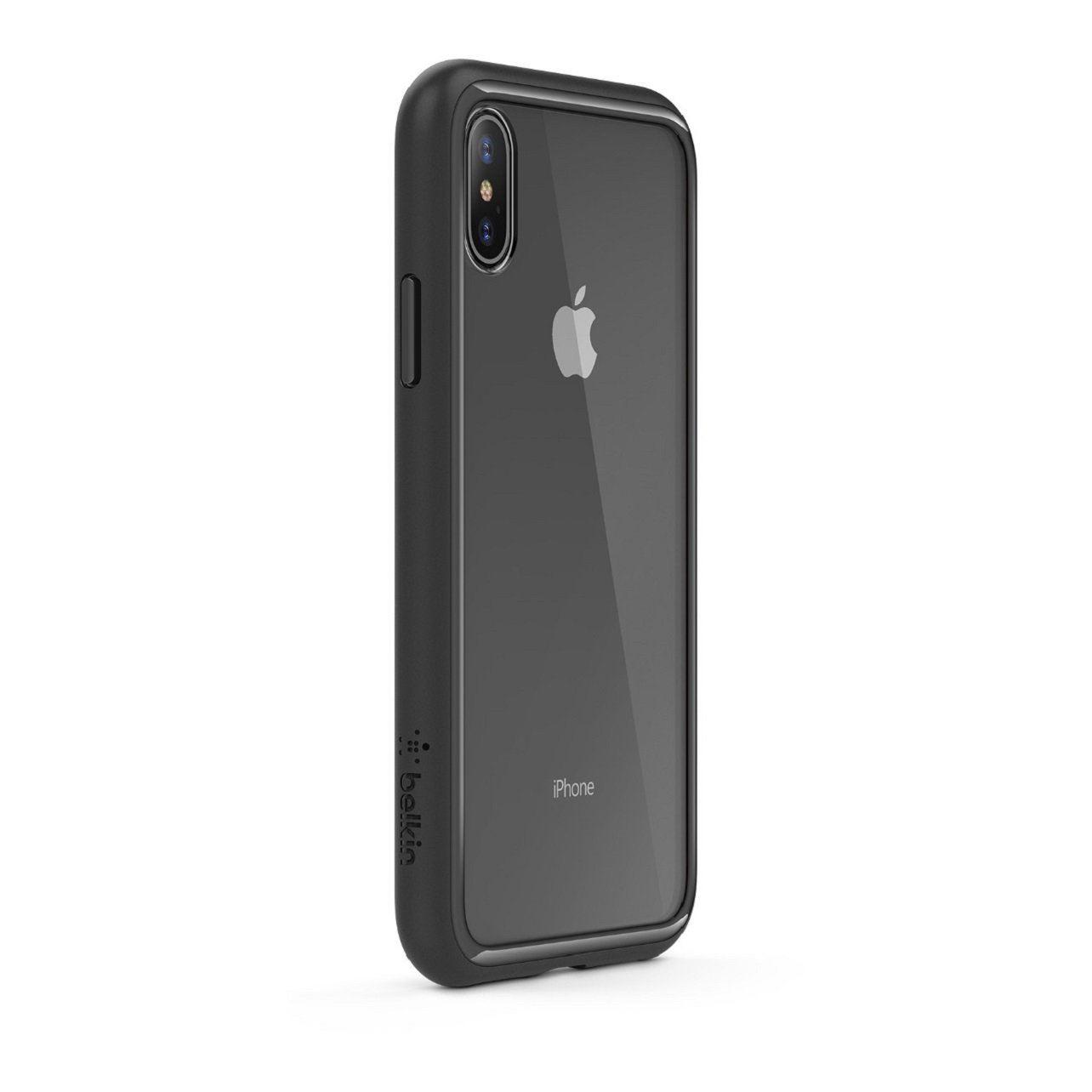 Indexbild 13 - Belkin sheerforce Elite Drop schützende resistente transparente Schutzhülle für iPhone x
