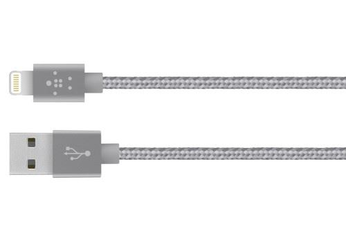 Belkin-Lightning-Charge-Sync-Braided-Cable-for-iPhone-X-8-8-7-6-Plus-iPad-1-2m thumbnail 16