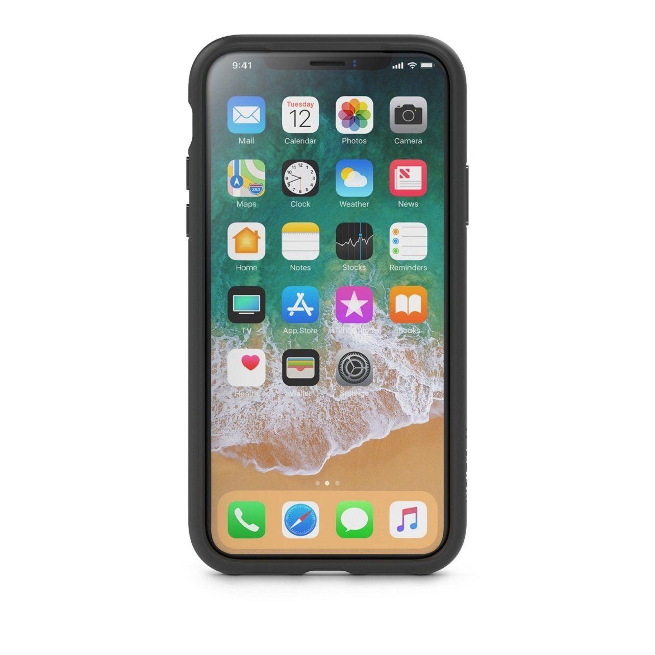 Indexbild 15 - Belkin sheerforce Elite Drop schützende resistente transparente Schutzhülle für iPhone x