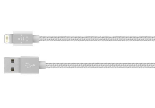 Belkin-Lightning-Charge-Sync-Braided-Cable-for-iPhone-X-8-8-7-6-Plus-iPad-1-2m thumbnail 10