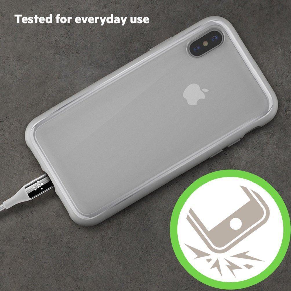 Indexbild 20 - Belkin sheerforce Elite Drop schützende resistente transparente Schutzhülle für iPhone x