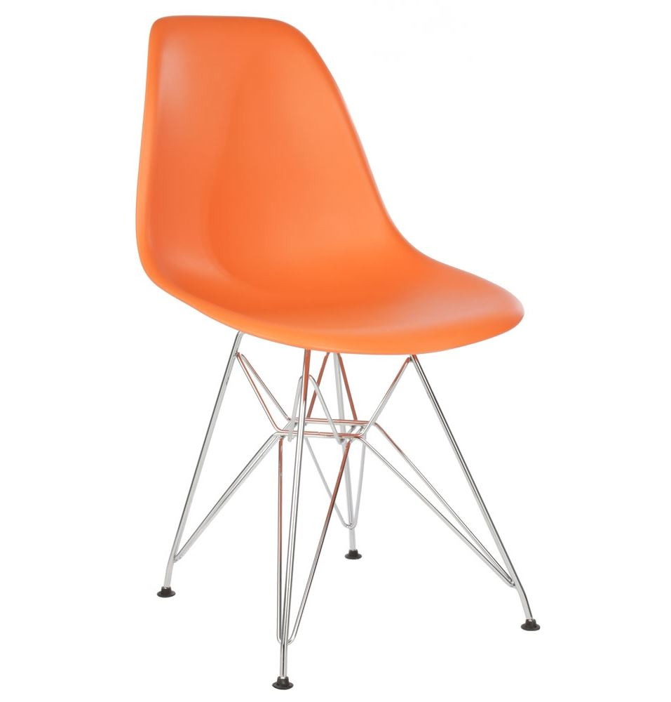 Charles Ray Eames Eiffel Inspired DSW DSR Side Dining