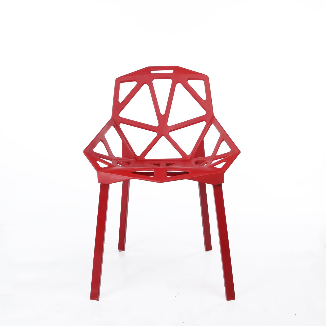 Magis chair one mmilo eiffel inspired dining chair for Magis chair one