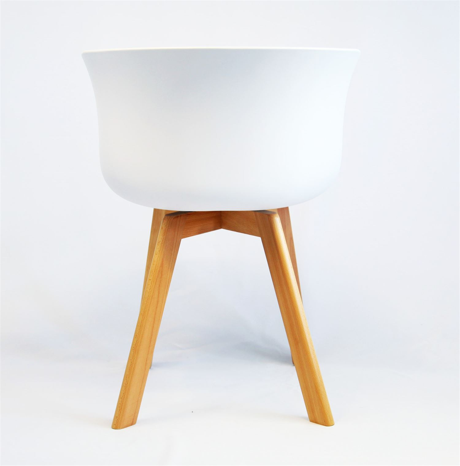 Mmilo Design About A Chair Armchair Dining Chairs with Solid Wood