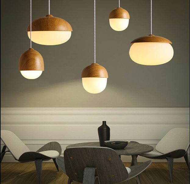 Marten acorn hanging lamp acorn pendant light contemporary ceiling marten acorn hanging lamp acorn pendant light contemporary aloadofball Images