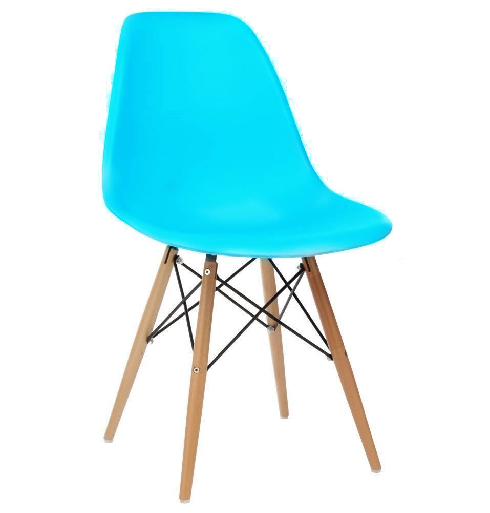 fashionable design teal dining chairs. Charles Ray Eames Eiffel Inspired DSW Dining Chair  Retro Design