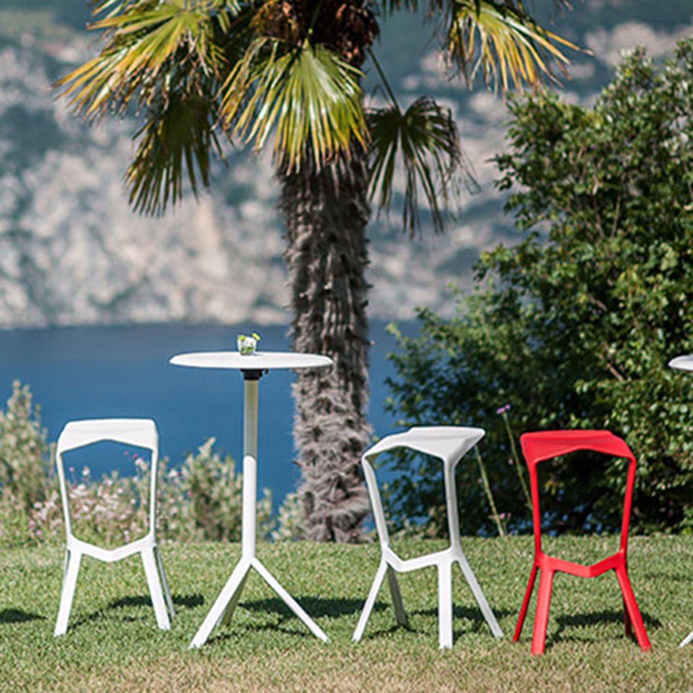 Konstantin grcic bar stool one stool design stools - Miura Stool Design By Plank Miura And Konstantin