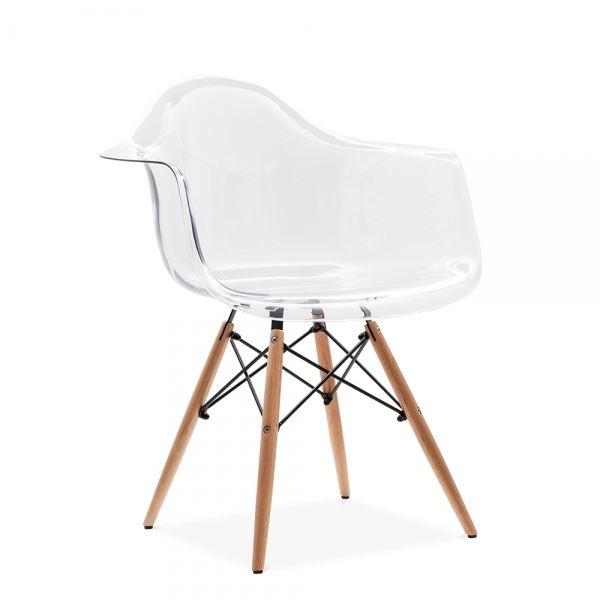 Charles ray eames daw armchair replica dining chairs for Eames chair daw replica