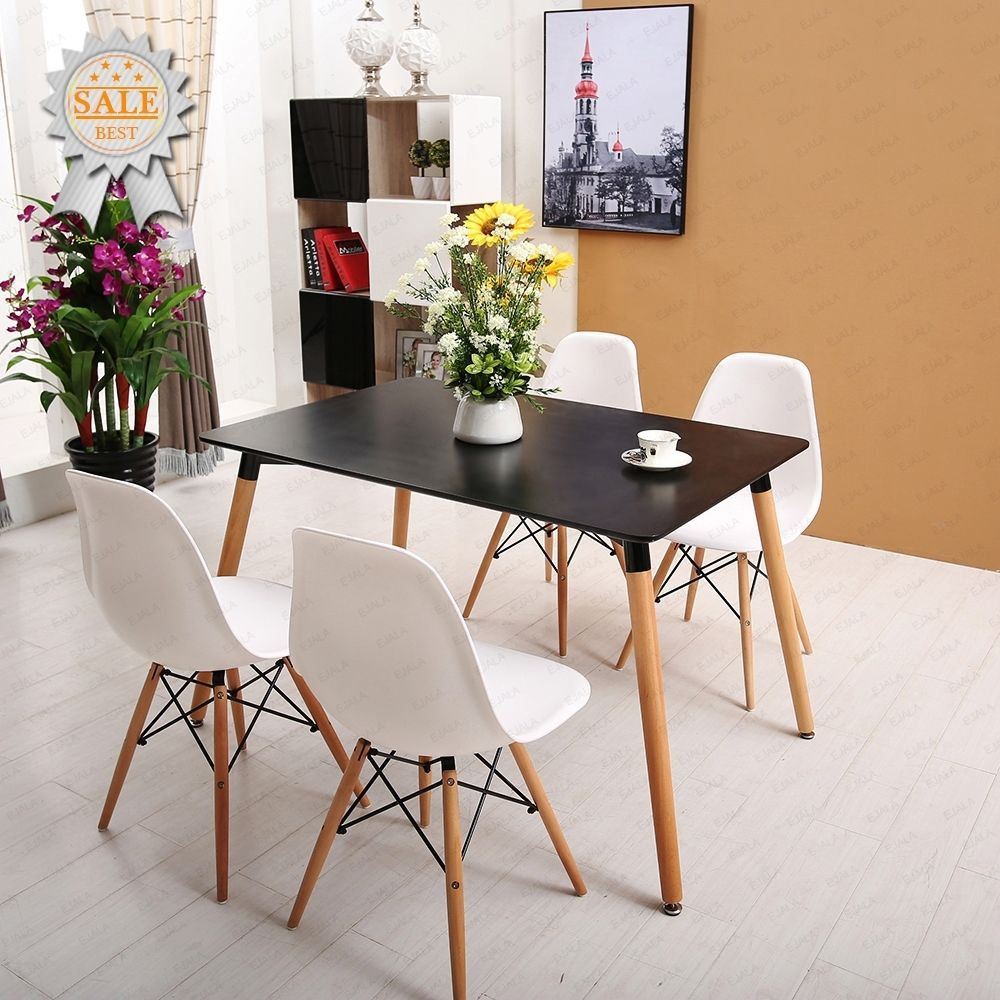 Incredible Ideal Eames Chairs And Table Uo21 Roccommunity Pabps2019 Chair Design Images Pabps2019Com