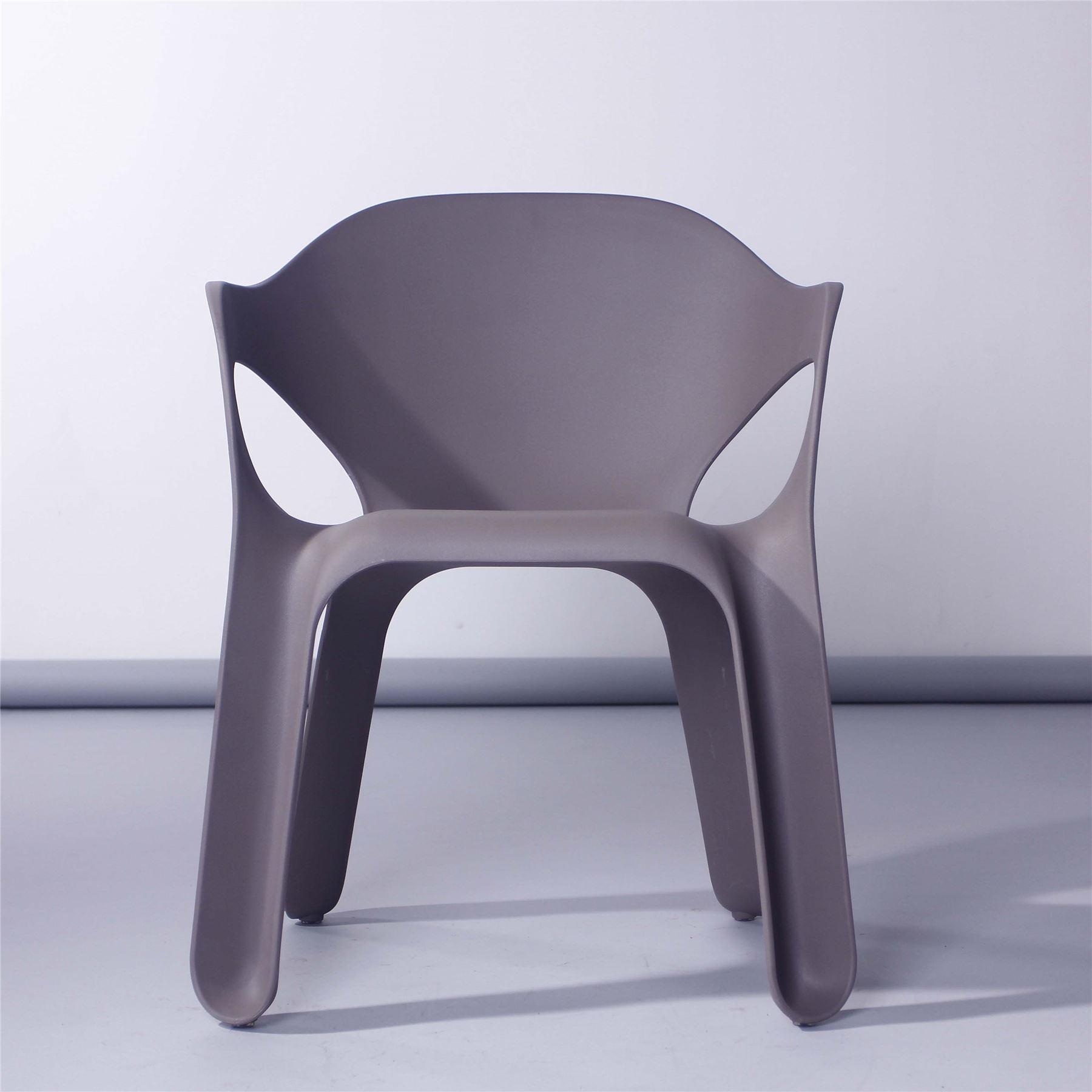 Magis Easy Chair Replica Plastic Funky Garden Chair Stackable