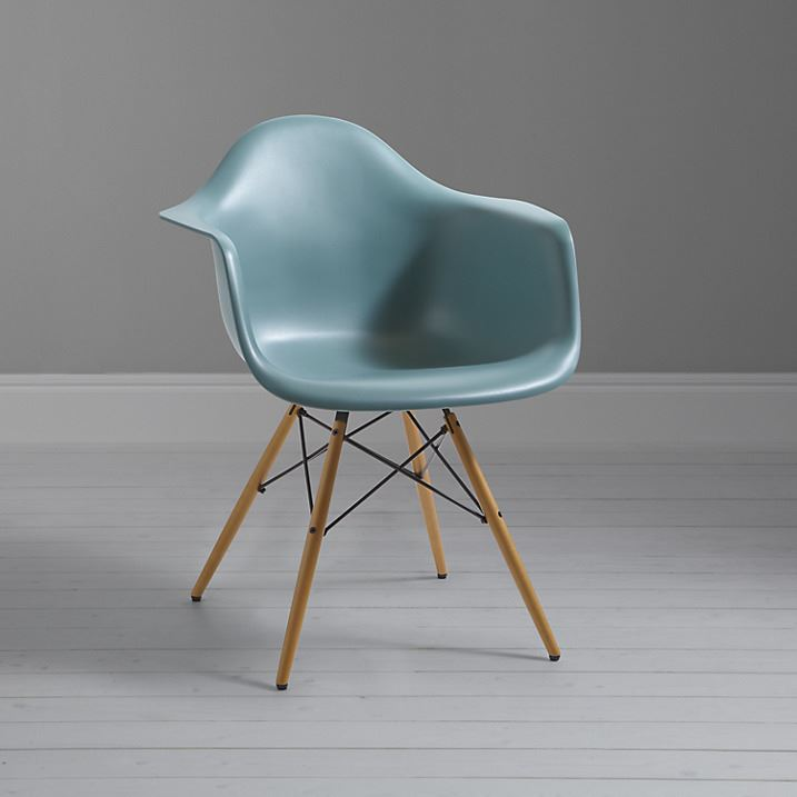 Charles ray eames daw armchair replica dining chairs office chair ebay - Charles eames replica ...