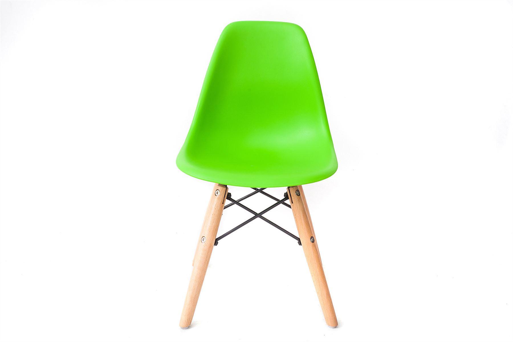 Children Kids DSW Dining Chair Modern Contemporary Scandi Eiffle