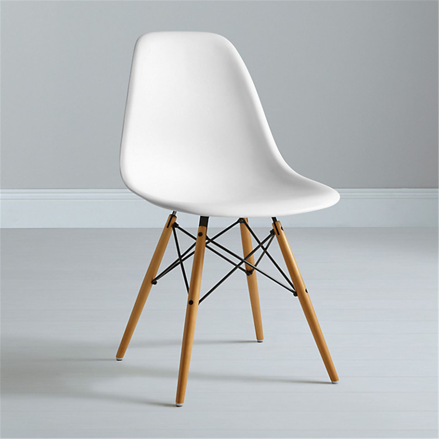 Charles Ray Eames Eiffel Inspired DSW Side Dining Room fice