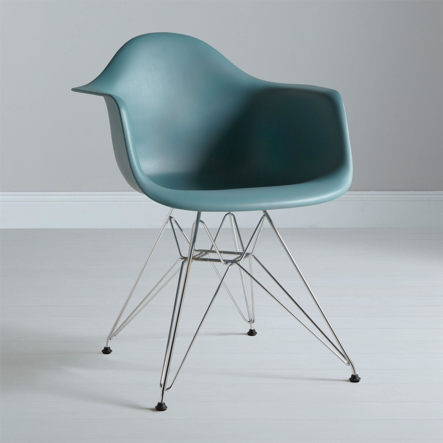 Eames Inspired Eiffel Retro DAR Dining Office Lounge