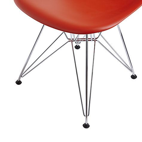 charles ray eames eiffel inspired dsw dsr side dining chair