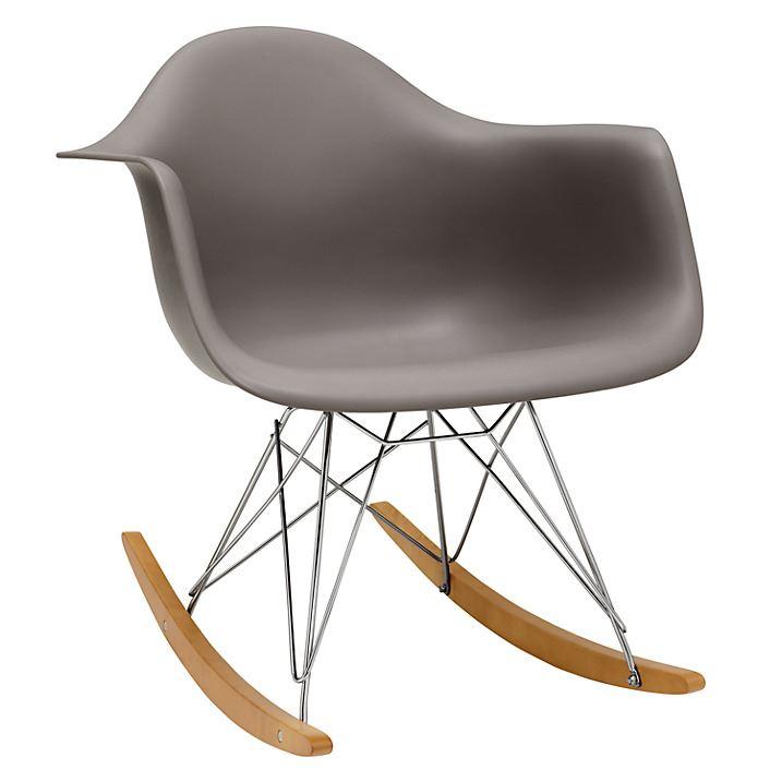 Eames rocking chair rar rocker armchair retro modern lounge dinning furniture ebay - Eams rocking chair ...